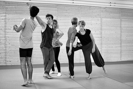 Contact Improvisation, Contact, Impro, Dance, Close