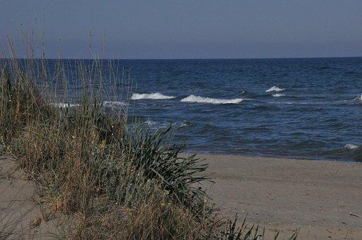Dune, Duna, Terzo Cavone, Scanzano Jonico, Beach Cavone