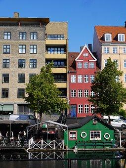 Danmark, Copenhagen, Denmark, City, Europe, Scenic