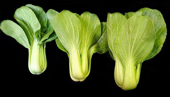 Vegetables, Asian Greens, Healthy, Vegetarian, Cooking