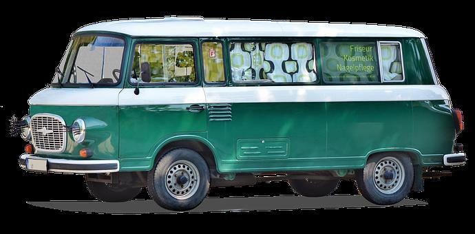Barkas B1000, Ifa, Bus, Minibus, Van, Auto, Vehicle