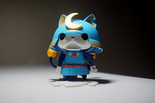Toy, Figurine, Small, Cute, Japanese, Anime, Cartoon