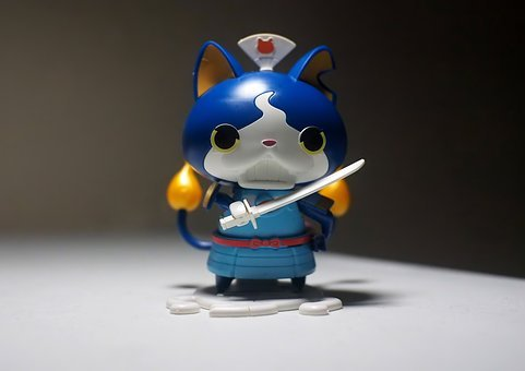 Toy, Figurine, Television, Japanese, Anime, Cartoon