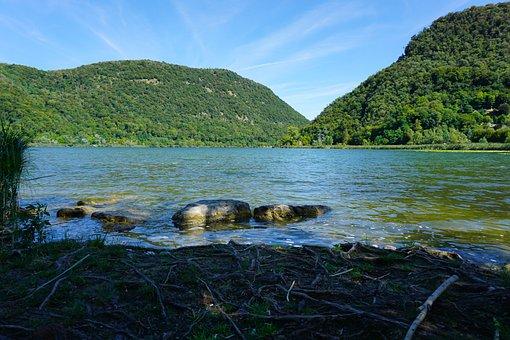 The Lake Of Segrino, Glacial, Como, Lake, Segrino