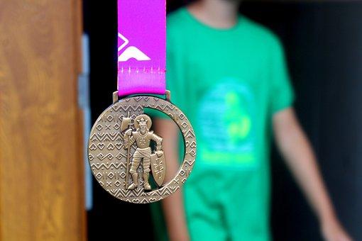 Medal, Rajec Marathon, Victory, Appreciation