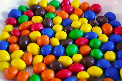Mm, Chocolate, Colors, Food, Sweet, Calories