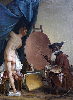 Painting, Art, Museum, Clean, Arts, Le Signe Peintre