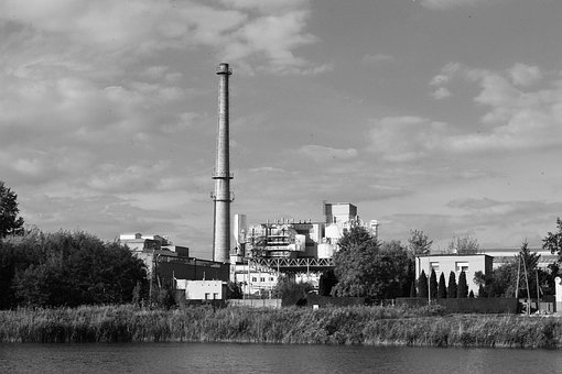 Factory, The Industry, Architecture, Old, Mood