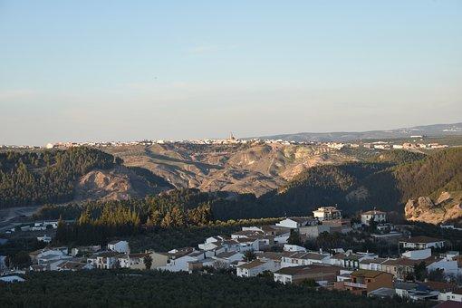 Benamejí, Andalusia, El Tejar, People, Cal, Highway