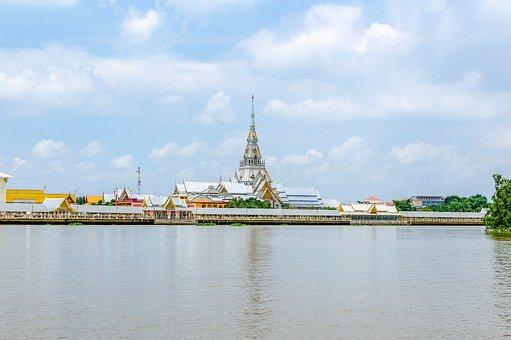 Wat Sothon, Wararam, Worawihan, Thailand, Thep