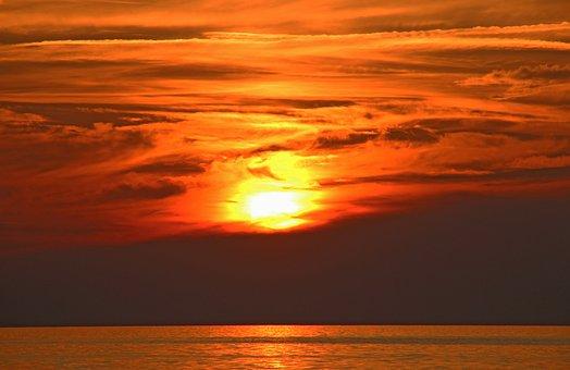 Adriatic Sea, Italy, Sea, Vacations, Mediterranean