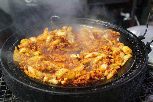 Fried Rice, Yang Fried Rice, Amount Hassle Rice