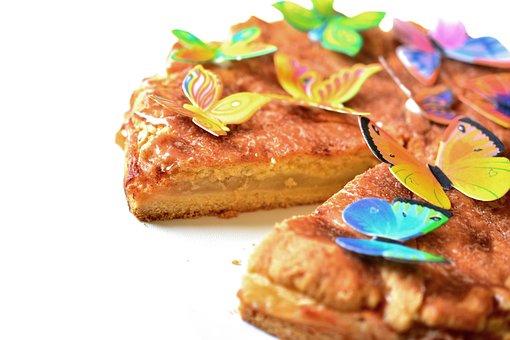 Apple Pie, Apple Streusel Cake, Cake, Bake, Food, Eat