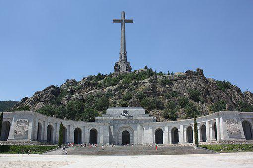Architecture, Valley, Of, The, Fallen, Spain, Franco