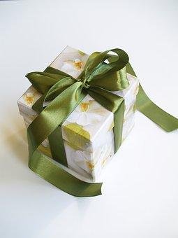 Gift, The Ribbon, Decoration, Birthday, Surprise