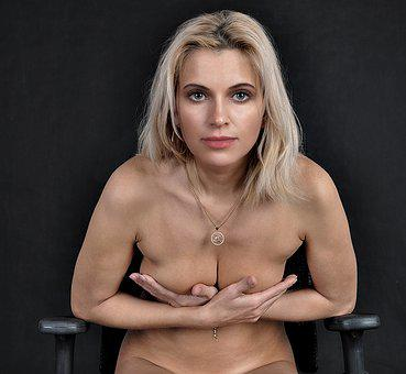 Woman, Body, Hands, Naked, Beauty, The Act Of