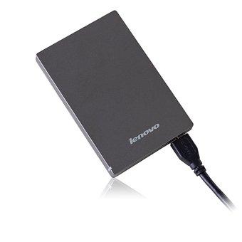 Lenovo 1tb Portable Hard Drive, Hdd, Portable, Usb