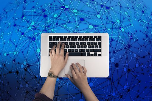 Keyboard, Hands, Write, Input, Network, Social