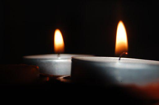 Candles, Light, Candlelight, Flame, Atmosphere