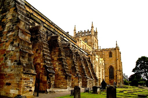 Dunfermline, Monastery, Church, Middle Ages, Scotland