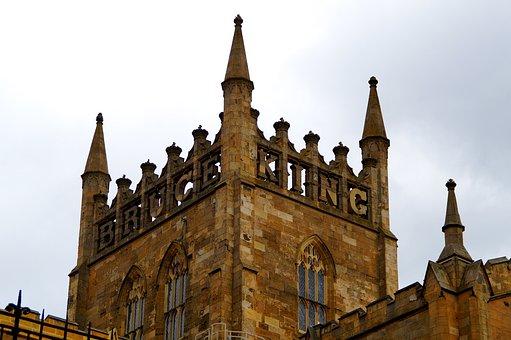 Dunfermline, Monastery, Monastery Church, Robert I