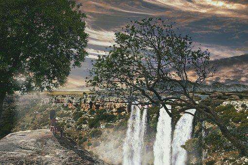 Pulo Of Altamura, Prehistory, Fantasia, Waterfall