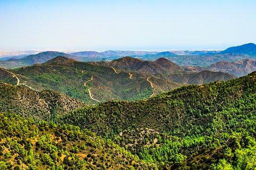 Mountains, Range, Landscape, Nature, Scenic, Scenery