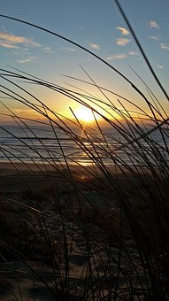 Beach, France, Surf, Sea, Sand, Nature, Coast, Water