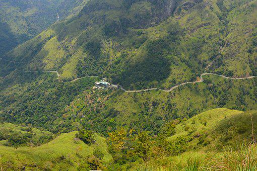 Sri Lanka, Mountains, Nature, Travel, Landscape, Ceylon