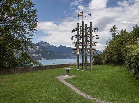Tellsplatte, Glockenspiel, Sisikon, Swiss, Switzerland