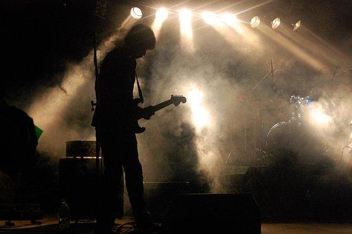 Guitarist, Concert, Guitar, Music, Musician, Tool