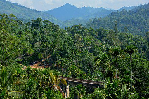Sri Lanka, Mountains, Nature, Mountain, Travel