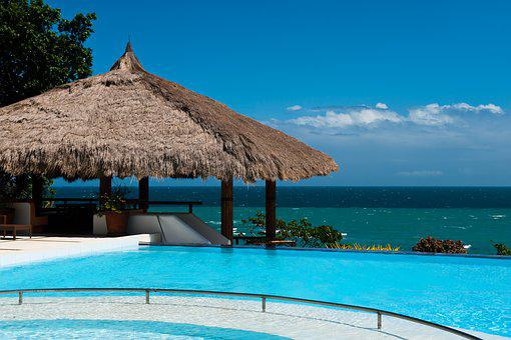 Sea, Sun, Sky, Summer, Water, Ocean, Pool, Tropical