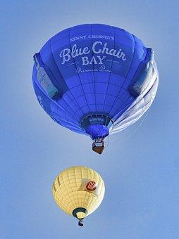 Hot Air Balloons, Balloon, Sky, Flying, Floating