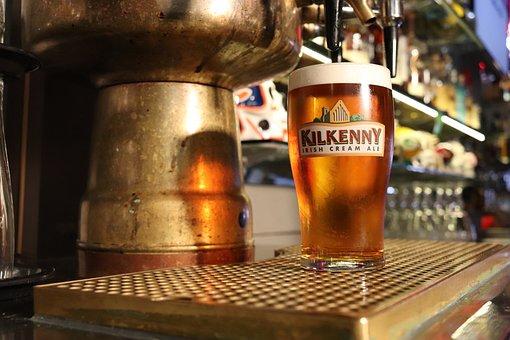 Beer, Irish, Pub, Drink, Bar, Pint, Ale, Tavern, Brew