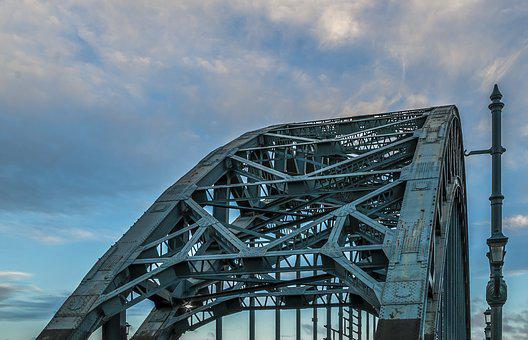 The Tyne Bridge, Newcastle Upon Tyne, Bridge