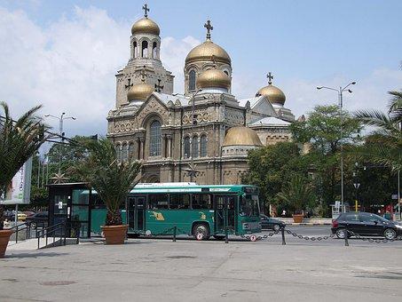 Bulgaria, City, Temple