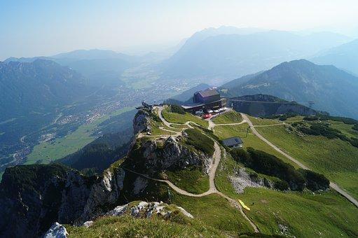 Mountain, Easter Fields, Garmisch