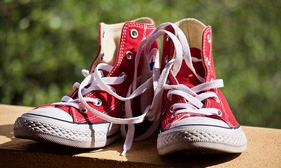 Shoes, Sports Shoes, Fashion, Tourniquet, Sport, Youth