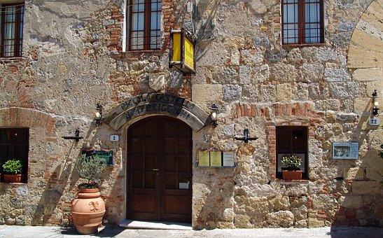 Italy, Facade, Architecture, Historic Center, Romantic