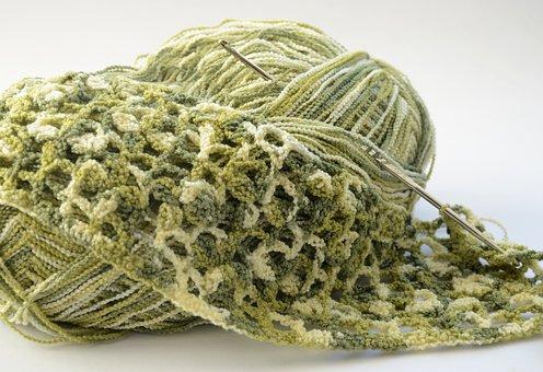 Knitting, Hobby, Pattern, Thread, Scheme, Associate