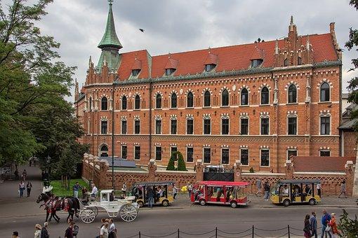 House Dlugosz, Krakow, Poland, Monument, History