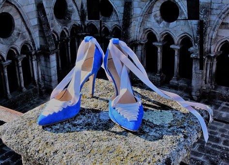 Shoes, Elegance, Woman, Lola Domecq, Ribbons, Style