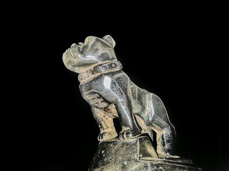 Bulldog, Mack, Emblem, 3d, Design, Strength, Endurance