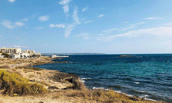 Mallorca, Sea View, Vacations, Travel, Sea