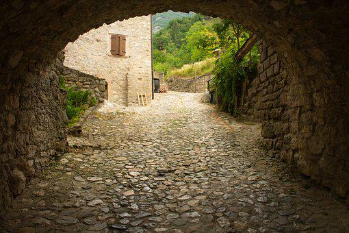 Mediaval, House, Ancient, Old, Architecture