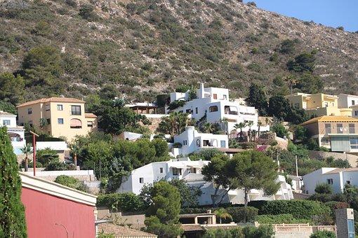 Mountain, House, Nature, Holiday, Villa, Wild