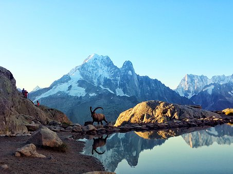 White Lake, Summit, Mountain, Nature, Landscape, Lake