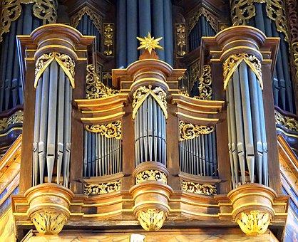 Organ, Church, Historically, Instrument, Church Organ