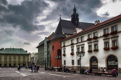 Explore The City, Wawel, Krakow, Poland, Monument